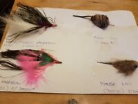 Colourful Fishing Flies at a cheap price