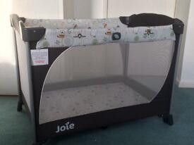 Joie Commuter Travel Cot