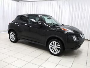 2015 Nissan Juke SV AWD WITH ONLY 43K!!