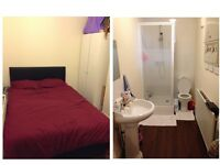 5 FULLY FURNISHED Double Rooms close to Town Centre