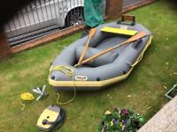 Avon inflatable boat dingy tender