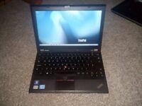 Lenovo Thinkpad x230i Intel 2.4Ghz i3 4GB Ram 500GB HDD Windows 7 Laptop