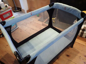 Mothercare cot with bassinette