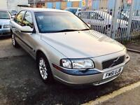 AUTOMATIC / VOLVO S80 PETROL / LEATHER