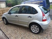 Citroen C3 airdream in silver metallic only 11400 miles since new