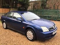 52 VAUXHALL VECTRA 1.8 LS, MARCH 2018 MOT, DRIVE AWAY TODAY