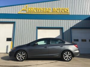 2012 Honda Civic SI 6 Speed Standard