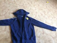 Kappa Leeds united jacket/jumper size Medium