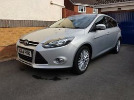 Ford Focus 1.6 Powershift 5dr