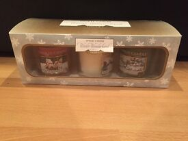 Yankee Candle 2016 Christmas Set