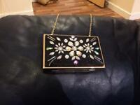 Jewelled Evening Bag