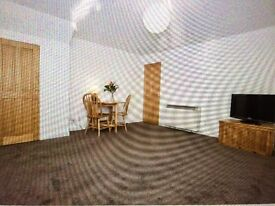 One Bed Flat for rent in central Dunfermline.