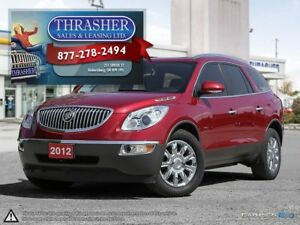 2012 Buick Enclave CXL, AWD, LEATHER, NAV, SUNROOF, MORE!!!!