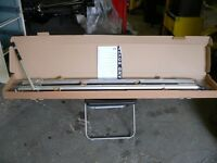 Land Rover Discovery 3/4 Roof Bars - Silver