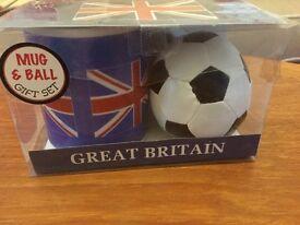 Boxed Mug and Ball Gift Set - Great Christmas Gift