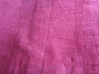 """Pair Heavy Velvet Wine curtains with lined back 88""""W X 54""""L"""