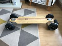 Evolve Bamboo AT 2nd gen - Electric Skateboard - Boosted Board alternative