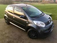 Citroen C1 Rhythm 1.0L 5Dr In Mint Condition! FULL SERVICE HISTORY/1 Year MOT/HPI Clear