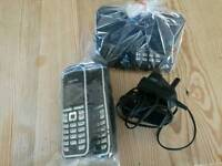 Siemens Gigaset C475 Cordless DECT/GAP Phone with Basestation and Answering Machine