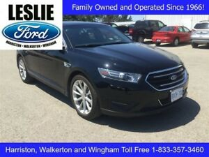 2017 Ford Taurus Limited | AWD | Heated Seats