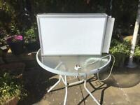 Wall Light box, Double Sided Projecting Box £90