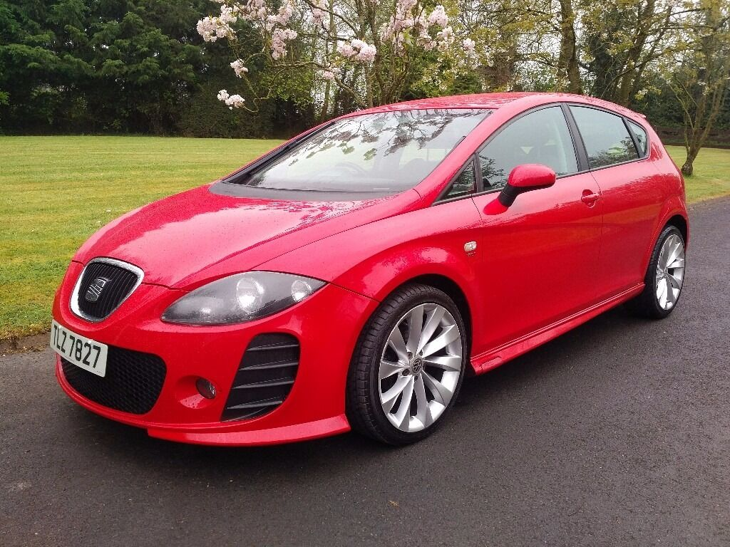 2007 seat leon reference sport tdi btcc body kit upgraded alloys in portadown county armagh. Black Bedroom Furniture Sets. Home Design Ideas