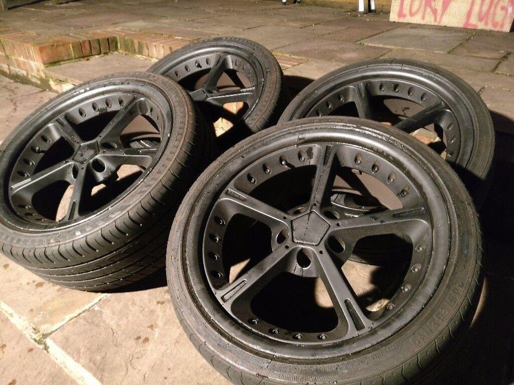 BMW 525d Sport Wheels