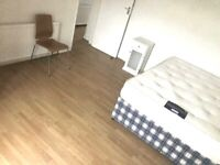 Spacious double room including bills for single occupancy