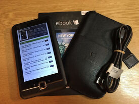 Amazon type EBook, E-Book reader, Kindle reader-style electronic USA, Turkey Airport acceptable
