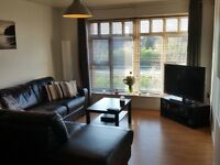 Beautiful 1 Bedroom Part Furnished Apartment, Perfect Location! City Centre
