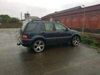 mercedes ml 22inch wheels and tyres