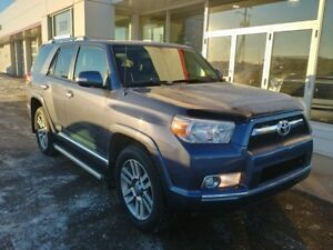2013 Toyota 4Runner Limited - PST Paid!