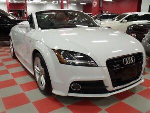 Audi tt s line quattro decpotable