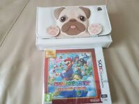 Ds case and 1 brend new unopened game little one got it as a birthday present but doubled