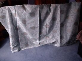 BRAND NEW CURTAINS Made to Measure Thermal Lined Extra Wide 400cm x 120cm drop