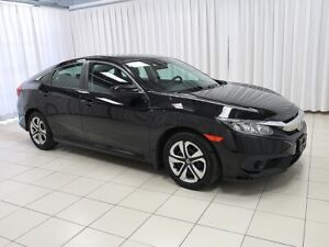 2016 Honda Civic LET THIS CAR FUEL YOUR SOUL!! SEDAN w/ BACKUP C