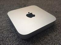 Mac Mini 2.3ghz quad core i7 16gb ram 1.1gbfusion drive