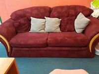 Two sitter sofa