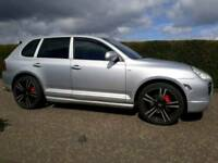 PORSCHE CAYENNE 4.5 TWIN TURBO GENUINE TECH ART CONVERSION FULLY LOADED