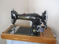 Vintage Harris Sewing Machine
