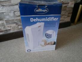 Brand New Dehumidifier Silentnight 2l
