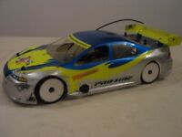 "VINTAGE YOKOMO ""GT4"" - 1/10th Scale Nitro RC Car & Accessories"
