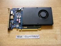 nVidia GTX645 1GB GDDR5 graphics card for sale