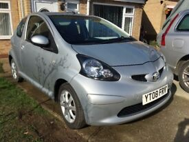 Toyota Aygo Platinum 1.0i - Top condition, offers welcome. Not C1, 107, Yaris, Ka