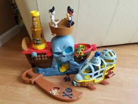 Disney Jake the Pirate bundle
