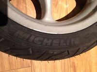 Michelin City Grip Rear Tyre for Motorcycle