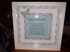 Personalised Shadow Box Frames