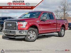 2015 Ford F-150 XLT 4X4 **RUNNING BOARDS**BED COVER & BED LINER!