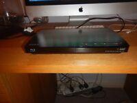 Sony Blu ray DVD player