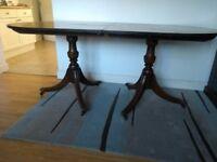 G.T. Rackstraw dining table